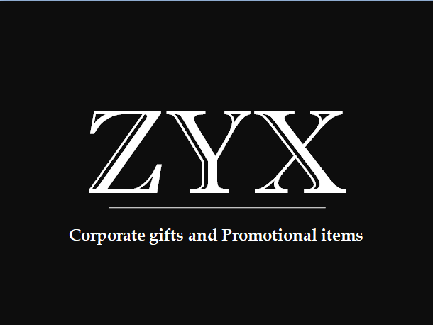 ZYX Promotional items