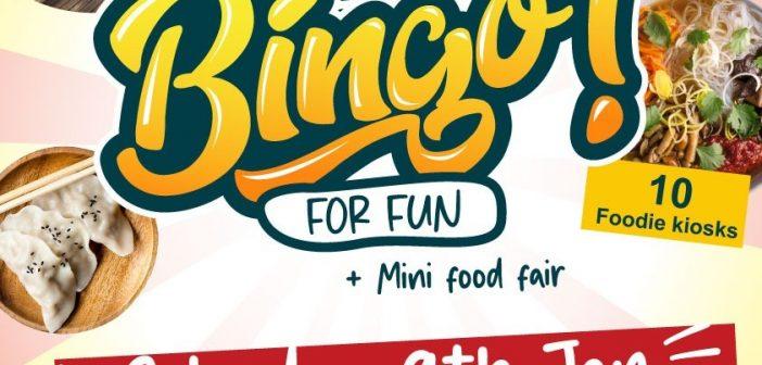 Hua Lien – Bingo Night